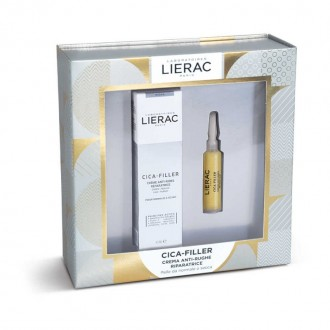 COFANETTO CICA-FILLER CREMA ANTIRUGHE 40ML + SIERO ANTIRUGHE 10ML