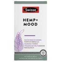 SWISSE HEMP + Mood 60 Capsule
