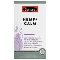 SWISSE HEMP + Calm 60 Capsule