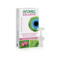 AFOMILL SOLLIEVO GOCCE OCULARI 10 FL