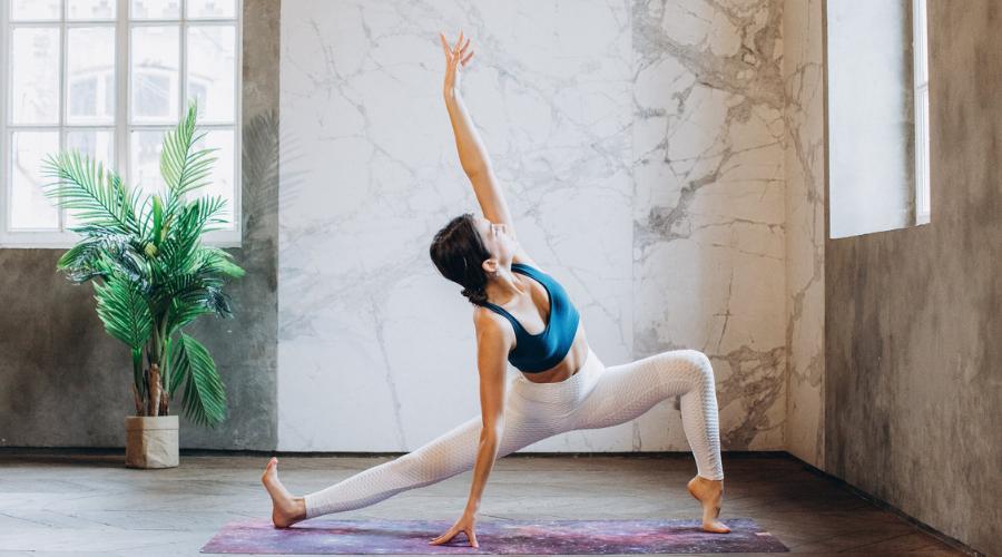 Che cos'è l'hot yoga?