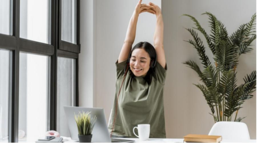I benefici di una corretta postura