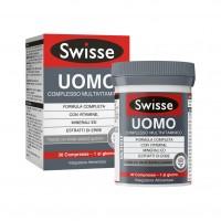 SWISSE MULTIVITAMINICO UOMO 30CPR