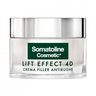 Lift Effect 4D Crema Filler AntirugheSomatoline Cosmetic®50 ML