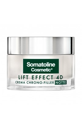 SOMATOLINE COSMETIC LIFT EFFECT 4D CREMA CHRONO FILLER NOTTE 50ML