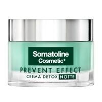 Prevent Effect Crema Detox Notte Somatoline Cosmetic 50 ml