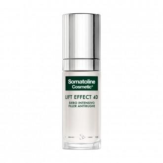 Lift Effect 4D Siero Intensivo Filler Antirughe Somatoline Cosmetic 30 ML