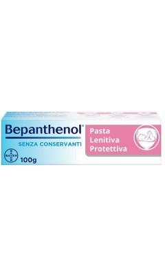 BEPANTHENOL PASTA lenitiva 100G