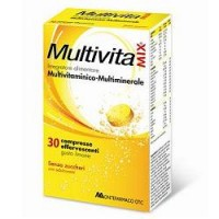 MULTIVITAMIX 30CPR EFF S/Z