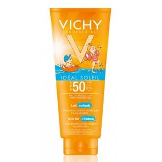 VICHY IDEAL SOLEIL Latte corpo per bambini FP50+ 300ML