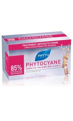 PHYTO PHYTOCYANE ANTICADUTA DONNA 12 FIale