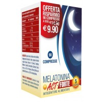 MELATONINA ACT+FT 5 COMP 90CPR