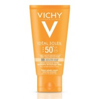 IDEAL SOLEIL DRY TOUCH BB SPF50