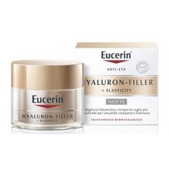 EUCERIN HYALURON FILLER ELASTICITY NOTTE 50ML