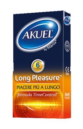 AKUEL BY MANIX LONG PLEASURE 6PZ