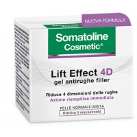 SOMATOLINE-C VIS 4D FILL GEL50ML