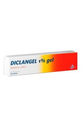 DICLANGEL Gel 1% 50g ANG.