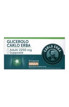 GLICEROLO ERBA  18 Supp.Ad.