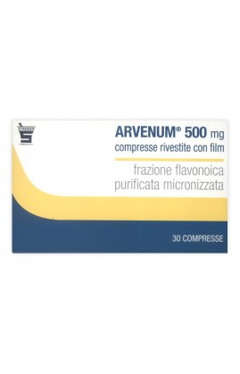 ARVENUM-500 30 Cpr 500mg