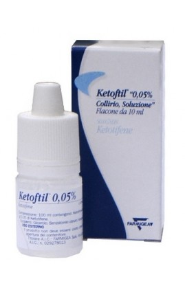 KETOFTIL Coll.0,05% 10ml