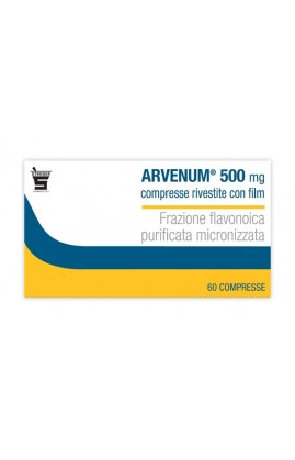 ARVENUM-500 60 Cpr 500mg