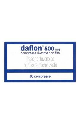 DAFLON-500  60 Cpr 500mg