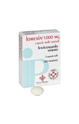 LOMEXIN-T Ovuli 1000mg