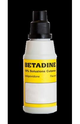 BETADINE*SOLUZ CUT 125ML 10%