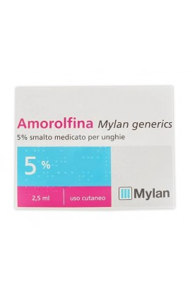 AMOROLFINA Smalto 5% 2,5ml MYL
