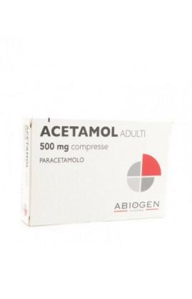 ACETAMOL 20 Cpr 500mg