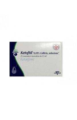 KETOFTIL Coll.25 Mono.0,5ml