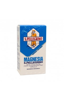 MAGNESIA S.PELL*POLV 100G 90%