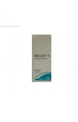 MICLAST Polv.1% 30g