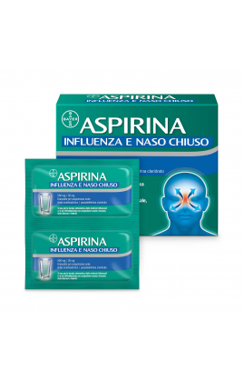 ASPIRINA INFLUENZA NASO CH*10B