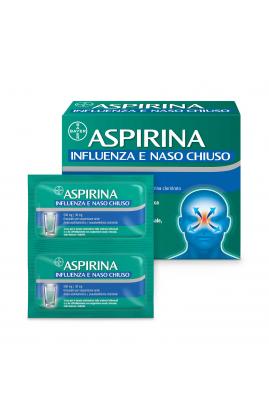 ASPIRINA INFLUENZA NASO CH*20B