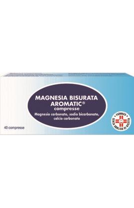 MAGNESIA BISURATA AROM*40CPR
